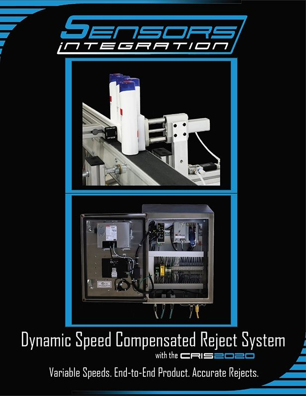 Reject System Brochure